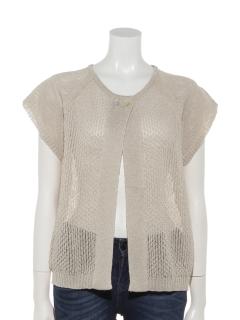 【HONEYCHURCH】抄繊糸セーター