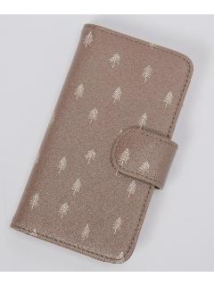 グランピング手帳型iphoneケース