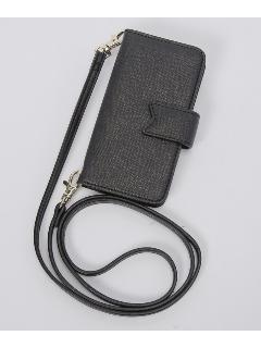 モコモコズショルダー付きiPhoneケース