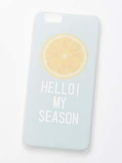 MY SEASON  iphone6/6sケース