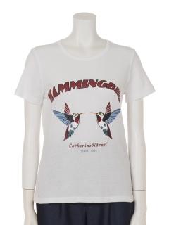 ハミングバードTシャツ