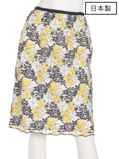 【日本製】ギャザータイトスカート