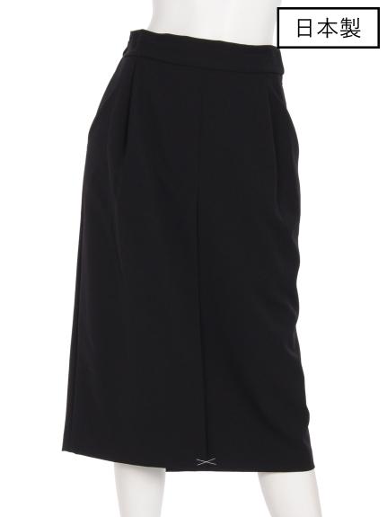 chouette (シュエット) 【日本製】タイトスカート ブラック
