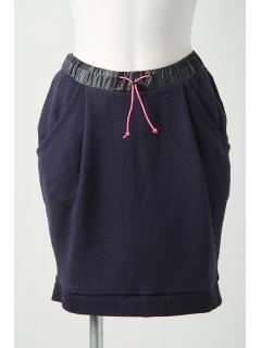 バルーンシルエットスウェットスカート