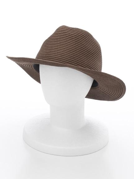 7-ID concept (セブンアイディーコンセプト) 帽子 ダークブラウン