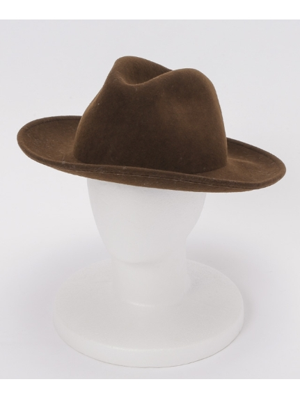 7-ID concept (セブンアイディーコンセプト) 帽子 モカ