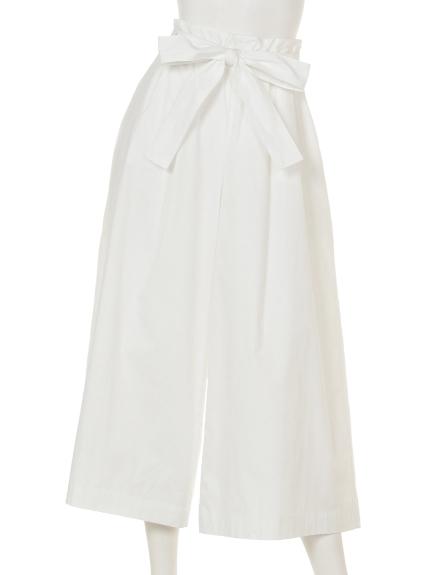 7-ID concept (セブンアイディーコンセプト) パンツ オフホワイト