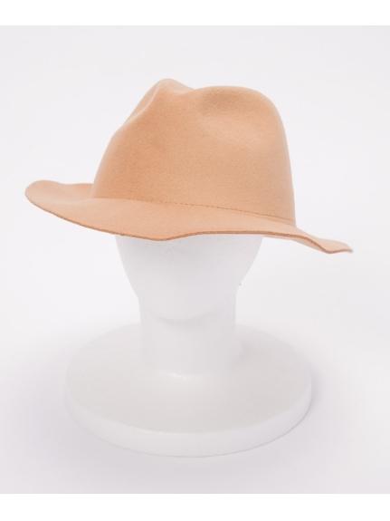 Angouleme (アングレーム) 帽子 キャメル