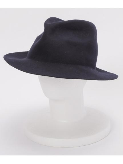 CLEAR IMPRESSION (クリアインプレッション) 帽子 ネイビー