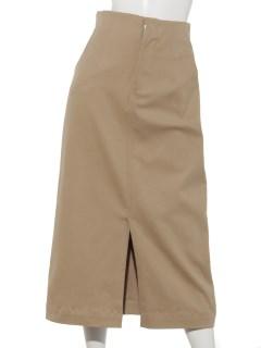 【musee】ツイルタイトスカート