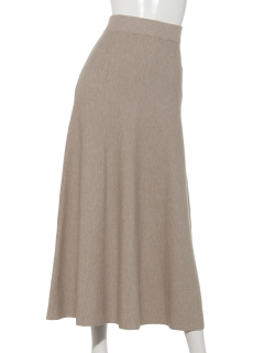 フレアーニットスカート《セットアップ対応》