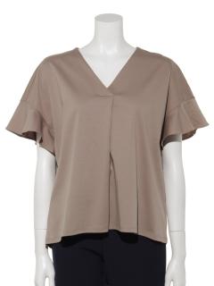 【musee】フロントタックスキッパーTシャツ《接触冷感》
