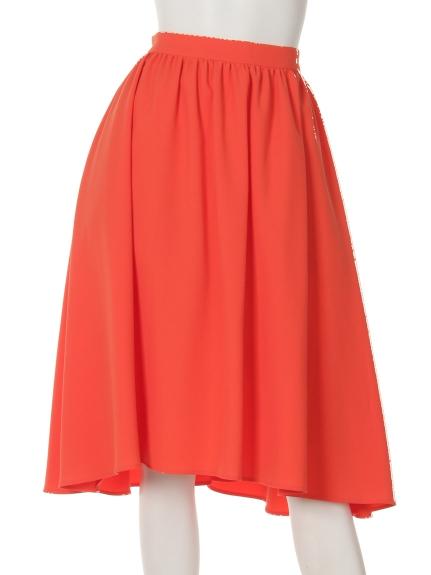 ef-de (エフデ) スカート オレンジ