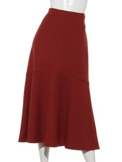 ウールジャージマーメイドスカート