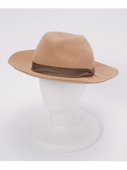 INED (イネド) 帽子 モカチャ