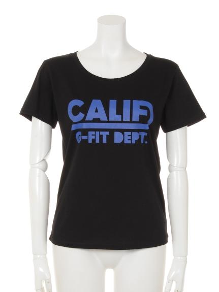 G-FIT (ジーフィット) ベーシックTシャツ ブラック