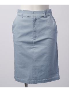 エボニーストレッチツイルタイトスカート