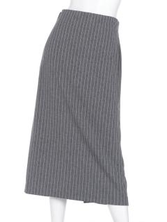 ジャカードストライプスカート