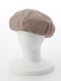 サイズ調節付きベレー帽