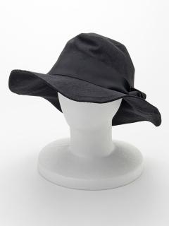 ソフトつば広中折れ帽
