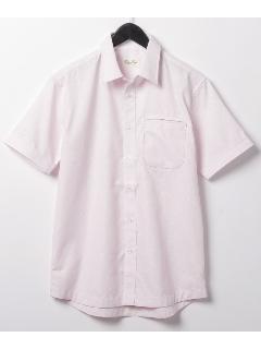 ドビー半袖シャツ