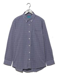 MAGチェックカジュアルシャツ