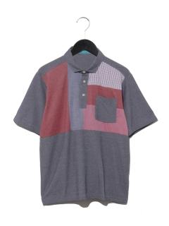 【MAG】前身切替ポロシャツ