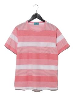 【MAG】タックボーダーTシャツ