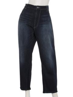 リブ使いDenim pants