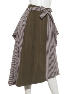 【WHITE】アンイープントムスカート