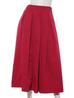 タックミモレカラースカート