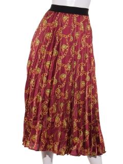 アソートガラプリーツスカート