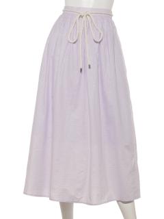 ベルトツキスカート
