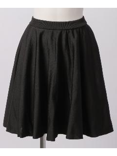 サーキュラーニットスカート