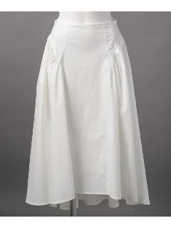 コーティングアシメスカート