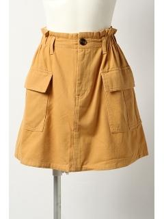 台形カーゴスカート