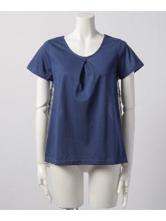 背中切替半袖Tシャツ