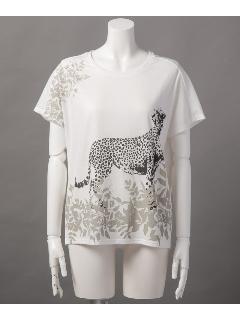 半袖Tシャツ(チーターpt)