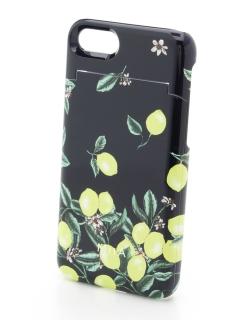 レモン柄iphone7ケース
