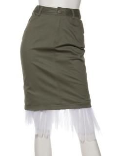 デザインチュールチノスカート