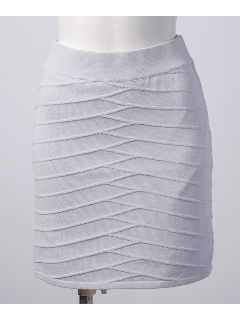 ニットバンテージスカート
