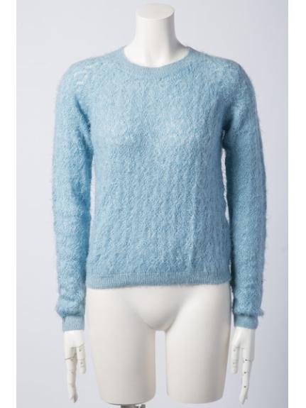 i BLUES (イブルース) セーター ブルー