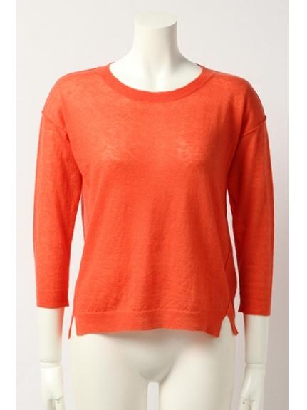 i BLUES (イブルース) セーター オレンジ