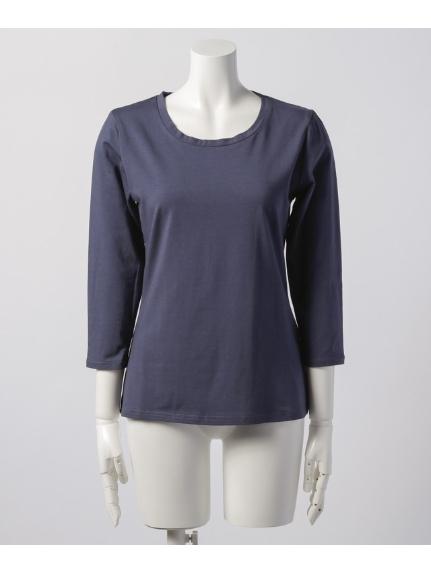 Daily Coorde (デイリーコーデ) Tシャツ ネイビー