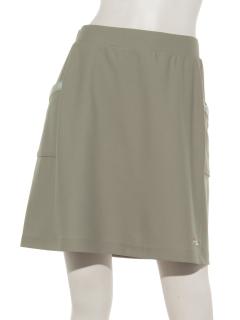 UVウォーキングオーバースカート