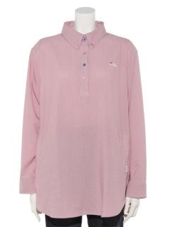 FILA UVコードレーンシャツチュニック