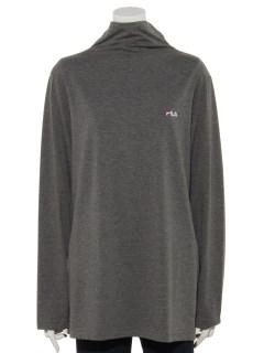 FILA UVソフトタッチハイネックTシャツ