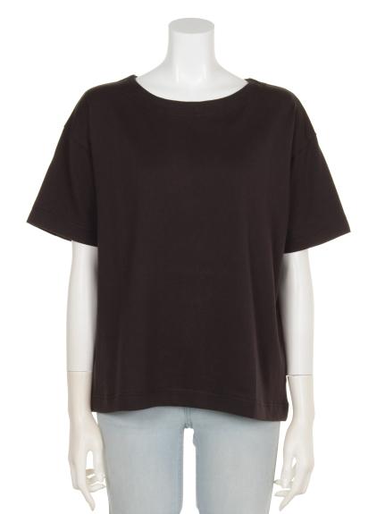 tumugu (ツムグ) Tシャツ ブラック
