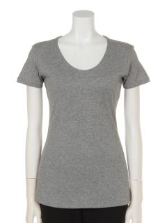 前身頃二重半袖Tシャツ