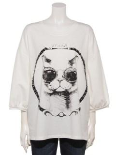 キャットBig Tシャツ